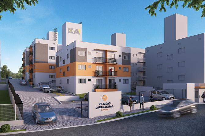 001 - Residencial Vila das Laranjeiras