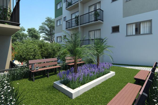 Área Verde Minha Casa Minha Vida chapeco
