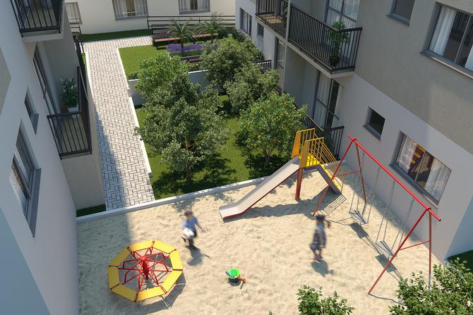 Playground Residencial Lavandas