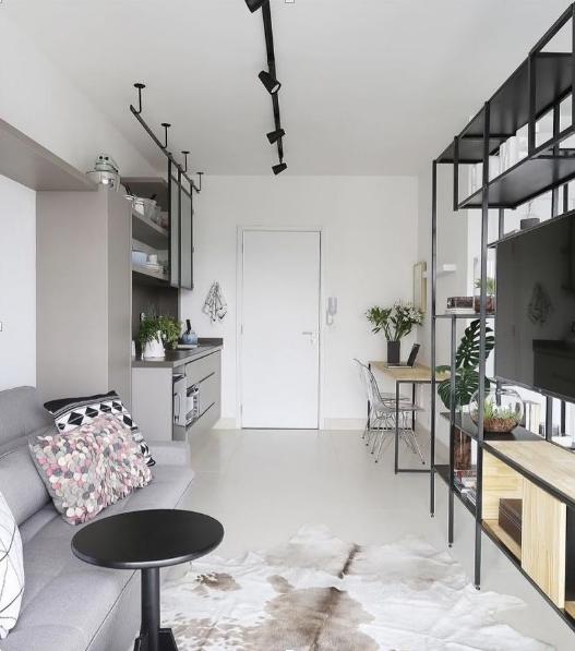 Tapete para sala de estar: como escolher cores e estampas?