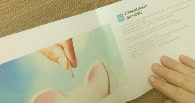 Documentos para financiamento de imóvel
