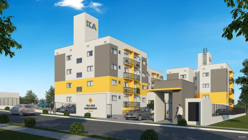 Residencial Vila das Margaridas: Acesso
