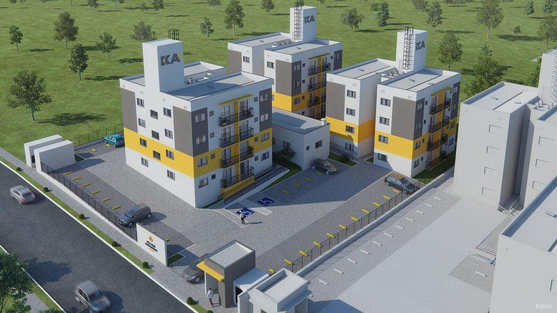 Residencial Vila das Margaridas: Área