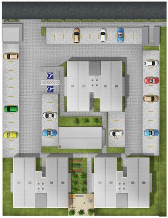 Residencial Vila das Margaridas: PBH Implantação