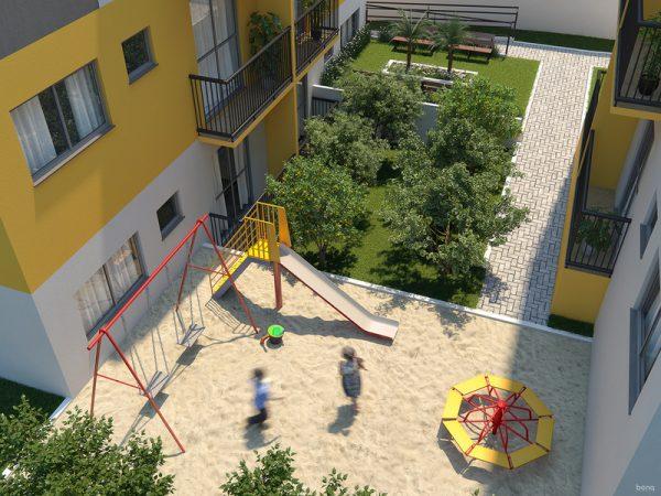 Residencial Vila das Margaridas: Playground