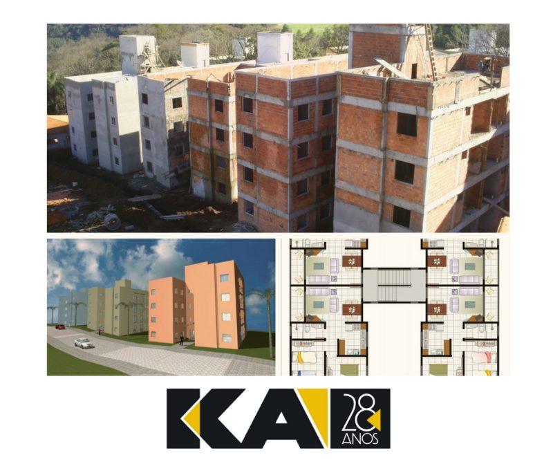 Início de projetos de grande porte execução do Parque das Palmeiras