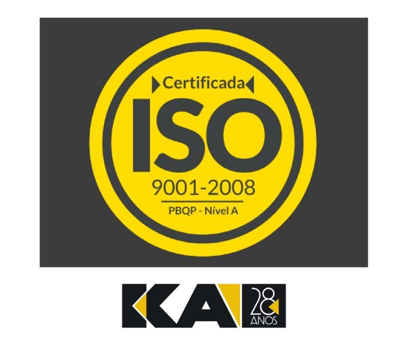 Certificação de ISO
