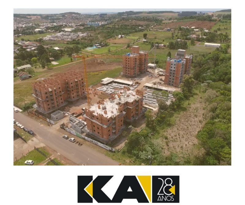 Ampliação de mercado: primeiro empreendimento projetado para a cidade de Xanxerê SC